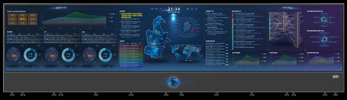 iDD智能显示大屏HM-480